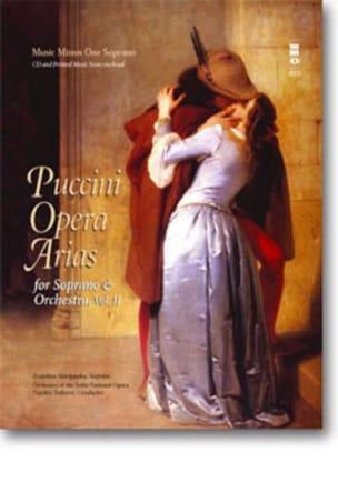 Arias For Soprano Vol 2 - Giacomo Puccini - laflutedepan.com