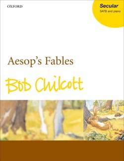 Bob Chilcott - Aesop's Fables - Partition - di-arezzo.fr