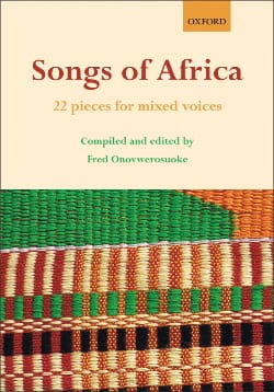 - Songs Of Africa - Partition - di-arezzo.fr