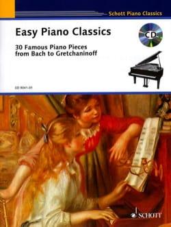 - Easy Piano Classics - Partition - di-arezzo.fr