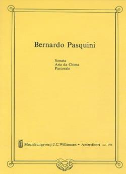 Sonata ; Aria Da Chiesa ; Pastorale - laflutedepan.com