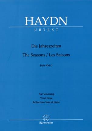 HAYDN - The Hob XXI-3 Seasons - Sheet Music - di-arezzo.com