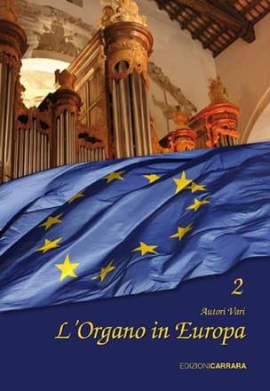 - L'organo In Europa Vol 2 - Partition - di-arezzo.fr