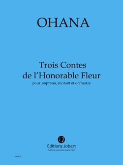 3 Contes de L'honorable Fleur. Réimpression - laflutedepan.com
