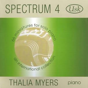 Spectrum 4 : 2 CD - Partition - di-arezzo.fr