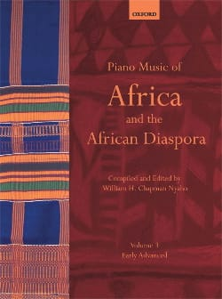- Piano Music Of Africa And The African Diaspora Volume 3 - Partition - di-arezzo.fr