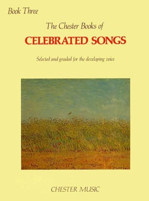 - Chester Book Of Celebrated Songs Volume 3 - Sheet Music - di-arezzo.co.uk