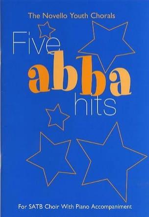 5 Abba Hits SATB Bjorn Ulvaeus Partition Chœur - laflutedepan