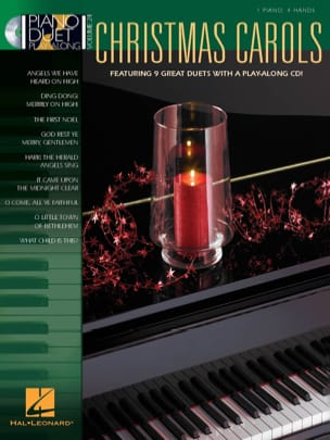Christmas Carols Partition Piano - laflutedepan