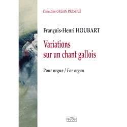 Variations sur un Chant Gallois François-Henri Houbart laflutedepan