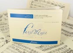 Grande Sonate Pathétique Op. 13 - BEETHOVEN - laflutedepan.com
