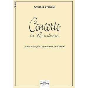 VIVALDI - Concerto In D Minor P 302 - Sheet Music - di-arezzo.co.uk
