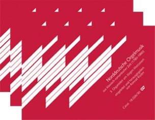 Norddeutsche Orgelmusik En 3 Volumes - laflutedepan.com