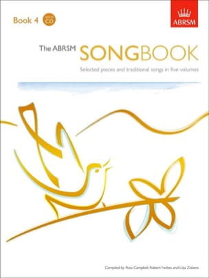 - The Abrsm Songbook Volume 4 - Sheet Music - di-arezzo.co.uk