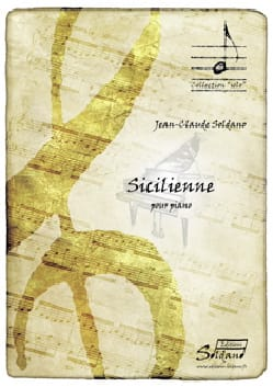 Jean-Claude Soldano - Sicilian - Sheet Music - di-arezzo.co.uk