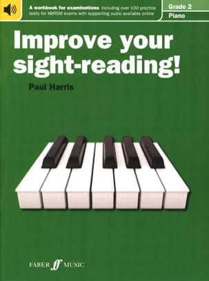 Paul Harris - Improve Your Sight Reading Grade 2 - Sheet Music - di-arezzo.co.uk