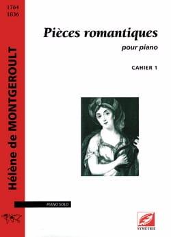Hélène de Montgéroult - Pièces Romantiques Volume 1 - Partition - di-arezzo.fr