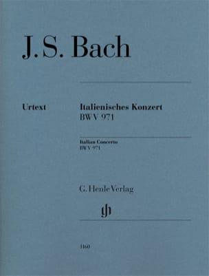BACH - Concierto italiano BWV 971 - Partitura - di-arezzo.es