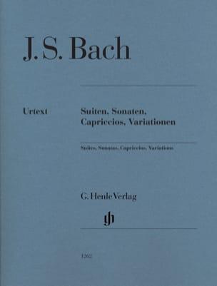 Suiten, Sonaten, Capriccios, Variationen. Sans Doigté - laflutedepan.com