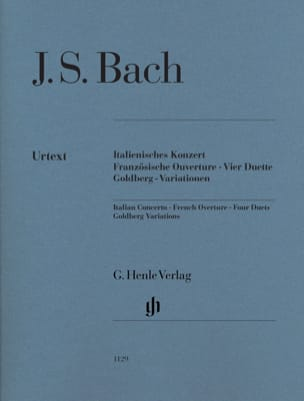 Jean-Sébastien Bach - Pièces Diverses. Sans Doigté - Partition - di-arezzo.fr