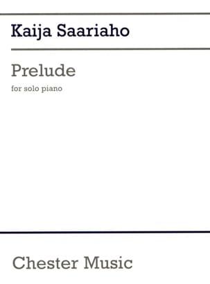 Kaija Saariaho - preludio - Partitura - di-arezzo.it