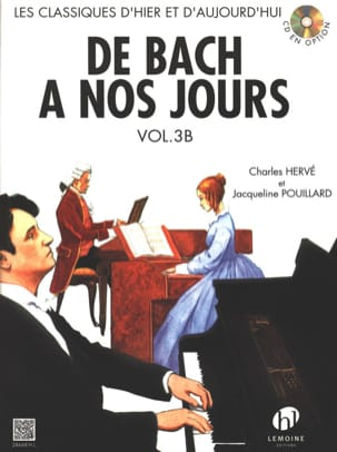 DE BACH A NOS JOURS - from Bach to the present day - Volume 3B - Partition - di-arezzo.co.uk