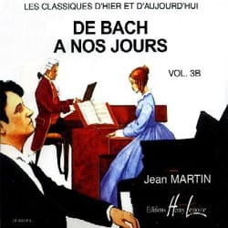 DE BACH A NOS JOURS - from Bach to the present day - Volume 3B - CD - Sheet Music - di-arezzo.co.uk