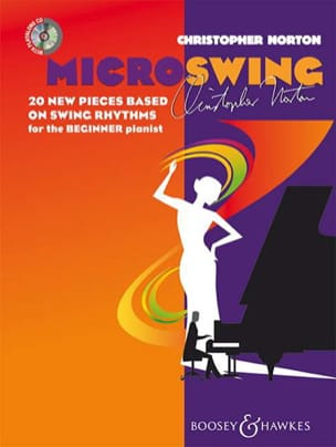 Microswing - Christopher Norton - Partition - Piano - laflutedepan.com