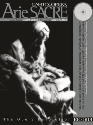 - Arie Sacre. Aloud - Sheet Music - di-arezzo.com