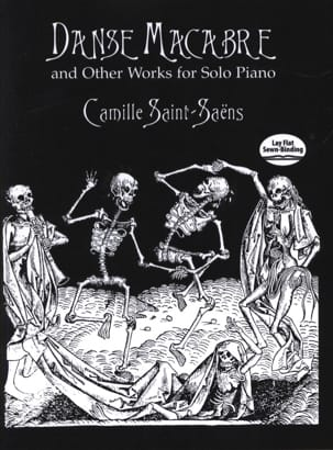 Camille Saint-Saëns - Dance Macabre and Other Works - Sheet Music - di-arezzo.co.uk