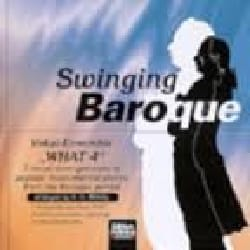 - Cd Swinging Baroque - Partition - di-arezzo.fr