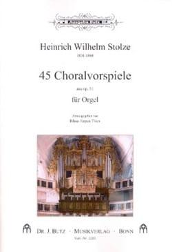 45 Choralvorspiele de L'op. 51 - laflutedepan.com