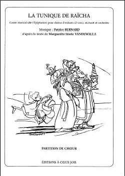 Patrice Bernard - The Raïcha Tunic. Chorus alone - Sheet Music - di-arezzo.co.uk