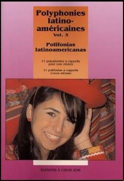 Latin American Polyphonies Volume 3 - Partition - di-arezzo.co.uk