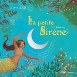 La Petite Sirène - Edward Grieg - Livre - laflutedepan.com