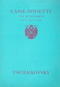 Casse-Noisettes Op. 71 - Piotr Illitch Tchaikovsky - laflutedepan.com