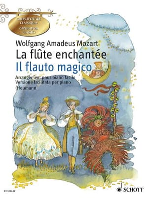 MOZART - The Magic Flute - Sheet Music - di-arezzo.com