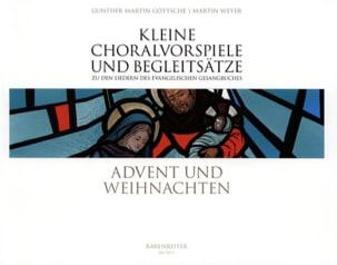Kleine choralvorspiele und begleitsätze - laflutedepan.com