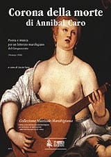 Corona Della Morte Di Annibal Caro - Partition - laflutedepan.com