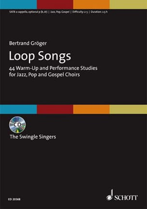 Bertrand Gröger - Loop Songs - Sheet Music - di-arezzo.co.uk