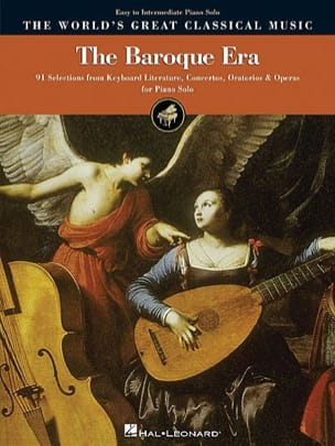The Baroque Era. Easy level - Sheet Music - di-arezzo.co.uk