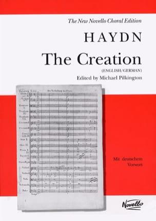 HAYDN - Die Schöpfung The Creation - Sheet Music - di-arezzo.com