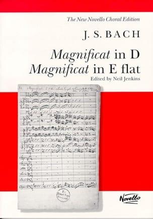 Jean-Sébastien Bach - Magnificat en Ré et Mi bémol majeur BWV 243 - 243a - Partition - di-arezzo.fr
