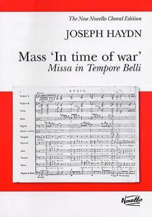 Mass in Time of War - Missa In Tempore Belli - Hob 22-9 laflutedepan