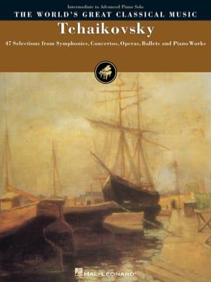 47 Selections - Piotr Illitch Tchaikovsky - laflutedepan.com