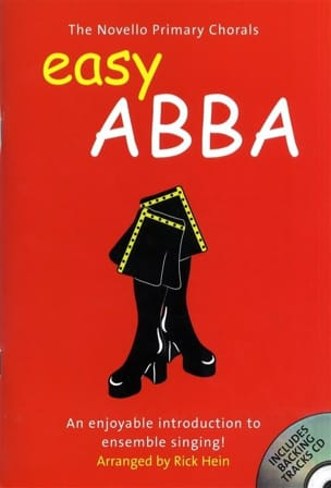 - Easy ABBA - Sheet Music - di-arezzo.co.uk