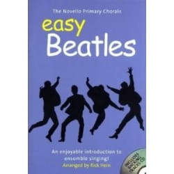 - Easy Beatles. - Sheet Music - di-arezzo.com