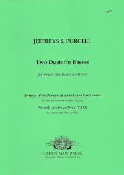 4 Dialogues Volume 2 - Henry Purcell - Partition - laflutedepan.com