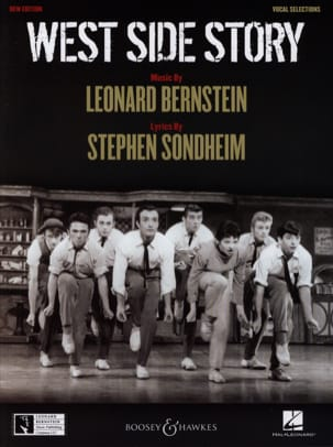 Leonard Bernstein - West Side Story. New Selection - Sheet Music - di-arezzo.co.uk