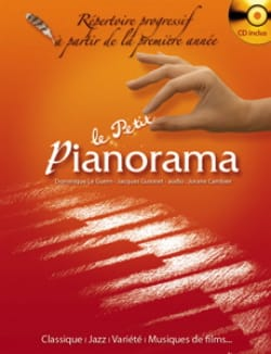 Le Petit Pianorama Partition Piano - laflutedepan